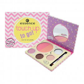 image of 德國 essence 艾森絲 百寶袋萬用彩妝盤 17g   Germany Essence Touch Up To Go Palette 17g