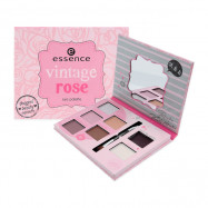 image of 德國 essence 艾森絲 百寶袋復古玫瑰眼彩盤 10.5g  Germany Essence Vintage Rose Eye Palette 10.5g