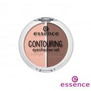 image of 德國 essence 艾森? 3D輪廓眼影? #025G  Germany Essence Contouring Eyeshadow Set 5g #02