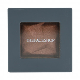image of 韓國 The Face Shop 寶石立體眼影 1.8g BR02  Korea THE FACE SHOP Prism Cube Eye Shadow 1.8g #BR02 Royal Brown