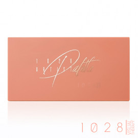 image of 1028 自我組藝拼妝盤 (此為外盒不含內容物)  1028 VISUAL THERAPY DIY Artist Eyeshadow Palette CASE