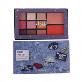 image of 韓國 ETUDE HOUSE 多功能眼影頰彩盤 街頭時尚  Korea ETUDE HOUSE Play Color Multi Palette #Street Fashion