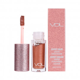 image of 韓國 VDL 盛夏星空限定版 珍珠光澤眼影蜜 102 3.8g  Korea VDL - Expert Color Liquid Eyeshadow 3.8g #102 Pink Moonlight
