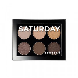 image of 韓國 Aritaum 一週眼影盤 8g Saturday  Korea ARITAUM Weekly Eye Palette 8g #Saturday