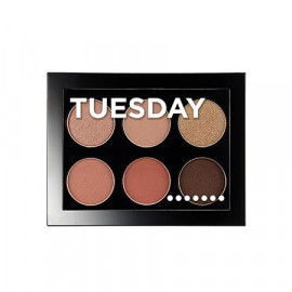 image of 韓國 Aritaum 一週眼影盤 8g Tuesday   Korea ARITAUM Weekly Eye Palette 8g #Tuesday