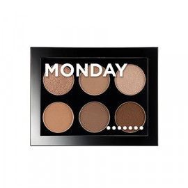 image of 韓國 Aritaum 一週眼影盤 8g Monday   Korea ARITAUM Weekly Eye Palette 8g #Monday