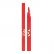 image of MKUP 美咖 24H不掉色不沾杯超持久口紅筆 1.3g 多色可選 茱萸紅 MKUP Super Long Lasting Lip Pen 1.3g #Red Bunchberry