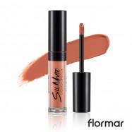 image of 法國 Flormar 絲絨霧面唇釉 4.5mL #.001 我要的純粹  France Flormar Silk Matte Liquid Lipstick 4.5mL #.001 Undressed