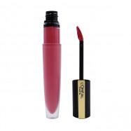 image of LOREAL 巴黎萊雅 持色印記空氣吻唇露 7ml 121抉擇  L'Oreal Paris Rouge Signature Matte Ink Lipstick 7ml #121  I CHOOSE
