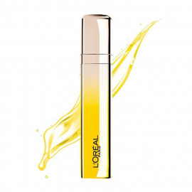 image of LOREAL 巴黎萊雅 3D玩色精油唇萃 8mL #.801嫩黃  LOREAL PARIS L'Huile Caresse Oil Lip Tint Stain 8mL #.801 Yellow