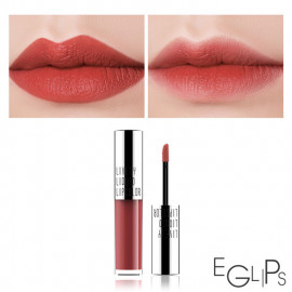 image of 韓國 Eglips 香水持久霧面極誘唇凍 5g #09 PALE ROSE  Korea Eglips Lively Liquid Lipcolor 5g #09 PALE ROSE