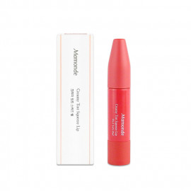 image of 韓國 Mamonde 奶油絲絨按壓式唇彩01 Let's red 9g     Korea Mamonde Creamy Tint Squeeze Lip # 01 Let's red 9g