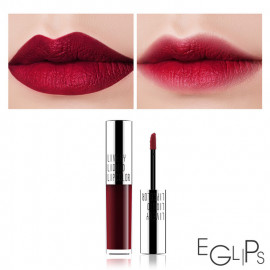 image of 韓國 Eglips 香水持久霧面極誘唇凍 5g #08 BURNING ROSE   Korea Eglips Lively Liquid Lip color 5g #08 BURNING ROSE