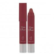 image of 韓國 FORENCOS 玫瑰精華霧面持久復古色脣蠟筆 2.5g #.05 RETRO ROSE  Korea FORENCOS Retro Classic Lip Crayon 2.5g #.05 RETRO ROSE