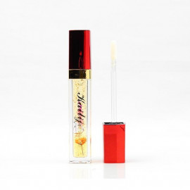 image of Kaili Jumei 花瓣變色唇蜜 金箔款 6g #.2果凍橙   Kaili Jumei Lipstick Double Deck Matte 6g #.2 Jelly orange