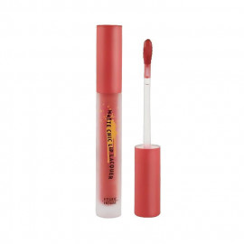 image of 韓國 ETUDE HOUSE 霧面不掉色唇彩 BR401(Wendy示範色)    Korea ETUDE HOUSE Matte Chic Lip Lacquer #BR401(Wendy)