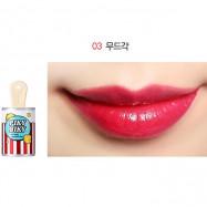 image of 韓國 TONYMOLY PIKY BIKY 油漆唇釉 6g 03   Korea TONYMOLY PIKY BIKY Art Pop Enamel Tint 6g #03 SEXY MOOD