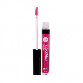 image of 美國 Nicka.K 百變亮澤唇釉 576亮澤紅 2.8g  NICKA K NEW YORK LIP SHINE LIP GLOSS 2.8g #576 Fuchsia
