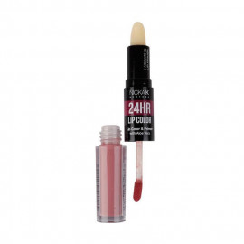 image of 美國Nicka.K 24h持久霧面保濕 雙效唇釉  NICKA K New York 24HR Lip Color and Primer