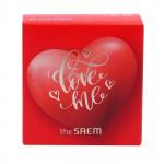 韓國 the saem 心形持久顯色唇釉 01.Love Fiction   Korea The Saem Love Me Coating Tint #01.Love Fiction