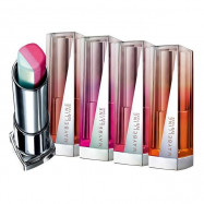 image of MAYBELLINE 媚比琳 好氣色 貝殼霓光漸層唇膏 3.9g  MAYBELLINE Lip Flush Bitten Strobe Lipstick 3.9g
