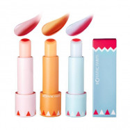image of 韓國 Botanic Farm 童話樂園晶潤雙色唇膏3.8g   Korea Botanic Farm Melting Heart Two-tone Tint Lip Balm 3.8g