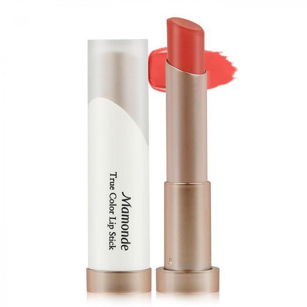 韓國 Mamonde 秋暮玫瑰真實之吻唇膏 3.5g #.09   Korea Mamonde True Color Lip Stick 3.5g #.09