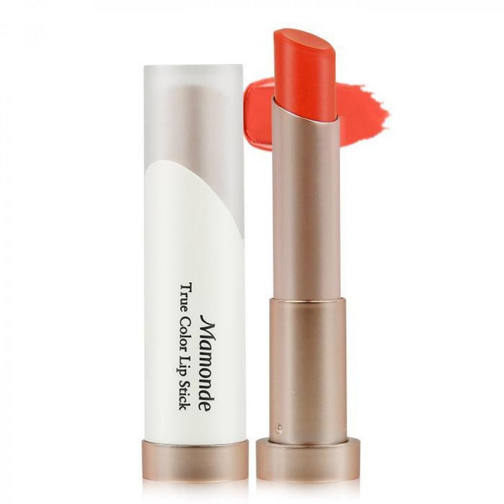 韓國 Mamonde 秋暮玫瑰真實之吻唇膏 3.5g #.10   Korea Mamonde True Color Lip Stick 3.5g #.10