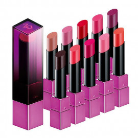 image of Za日不落驚艷保濕唇膏(玫瑰控) 3.5g 多款可選     ZA Vibrant Moist Lipstick Vivid Dare Matte 3.5g
