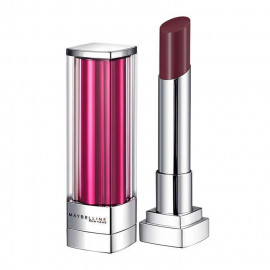 image of 美國 MAYBELLINE 媚比琳 琉璃誘光精油唇膏 3g #. 19 下月荊棘    MAYBELLINE NEW YORK Color Sensational Shine Compulsion 3g #. 19