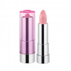 image of ESSENCE艾森絲歐若拉光感唇膏14-嬰兒粉3.5g   ESSENCE Aurora Light Lipstick 3.5g #14