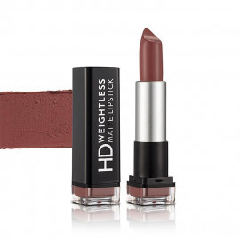 image of 法國 Flormar HD 微醺蕾絲柔霧感唇膏02里昂與瑪蒂達    France Flormar HD Weightless Matte Lipstick #02 Dry Rose