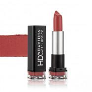 image of 法國 Flormar HD 微醺蕾絲柔霧感唇膏03艾蜜莉的呢喃  France Flormar HD Weightless Matte Lipstick #03 Pure Rose