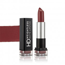 image of 法國 Flormar HD 微醺蕾絲柔霧感唇膏05卡拉狂潮  France Flormar HD Weightless Matte Lipstick #05 Intense Blush