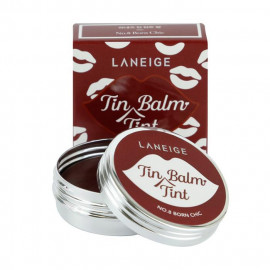 image of 韓國 LANEIGE 蘭芝 Tin Tint Balm 唇蜜膏 14g 08 Born Chic  Korea LANEIGE Tin Tint Balm 14g #08 Born Chic