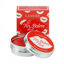 image of 韓國 LANEIGE 蘭芝 Tin Tint Balm 唇蜜膏 14g 05 Melting Sugar  Korea LANEIGE Tin Tint Balm 14g #05 Melting Sugar