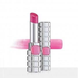 image of LOREAL 巴黎萊雅 絕對霓光獨角獸唇膏 926仙女座光暈3g   L'Oreal Paris Color Riche Shine Holographic Lipstick 3g #926 Macrocosm