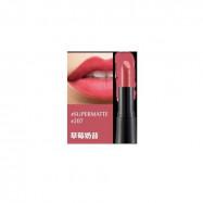 image of 法國 Flormar 香榭高訂炫彩唇膏 207 草莓奶昔  France Flormar Supermatte Lipstick #207 Lovely Pink
