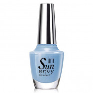 image of 台灣 UNT 指甲彩 太陽感.光指彩釉 15mL #.NV075 靜止的加速  Taiwan UNT Sun Envy Gel Effect Lacquer 15mL #.NV075 The Plunge