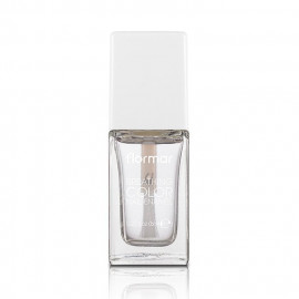 image of 法國 Flormar 漫步義大利 輕羽指甲油TOP COAT 穿透的擁抱 8ml  France Flormar Breathing Color Nail Enamel 8ml #TOP COAT