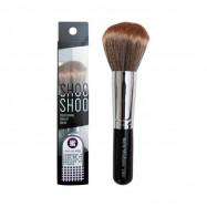 image of Belle Madame 貝麗瑪丹 SHOOSHOO蜜粉刷AB01 乙支入   Belle Madame SHOOSHOO Professional Makeup Brush #AB01 Powder Brush