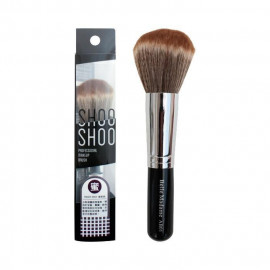 image of Belle Madame 貝麗瑪丹 SHOOSHOO蜜粉刷AB01 乙支入   Belle Madame SHOOSHOO Professional Makeup Brush #AB01 Powder Brush