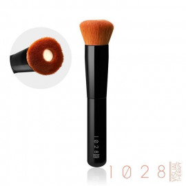 image of 1028 無痕裸透底妝刷 乙支入  1028 Visual Therapy  Nude Foundation Brush