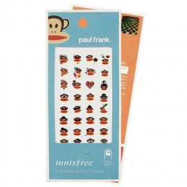 image of 韓國 innisfreeX Paul Frank 聯名指甲貼 乙入   Korea innisfreeX Paul Frank Eco Nail Deco Sticker
