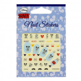 image of 迪士尼 貼紙彩繪美甲貼 乙份入 #.56 BABY米奇   DISNEY Nail Sticker #.56 BABY MICKEY MOUSE