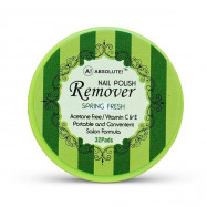 image of NICKA K 妮卡 卸甲棉片32片入 春天氣息12ml  NICKA K New York Nail Polish Remover 32 Pcs 12ml #Spring Fresh