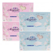 image of Maynalo 美娜多 超服貼化妝棉 180枚入╳2盒   Maynalo Pulpy Facial Cotton Pads (180 Pcs*2 Boxes)