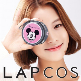 image of 韓國 LAPCOS x Disney迪士尼聯名款限量隨身化妝包   Korea LAPCOS x Disney Cushion Pouch
