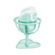 image of 韓國 Aritaum 大理石薄荷綠美妝蛋架組    Korea Aritaum Makeup Fit Mint Puff