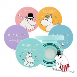 image of 韓國 氣墊香水 2.5g 嚕嚕米限量聯名/多款可選   Korea DEMETER Fragrance Library Ny Cushion Perfume 2.5g